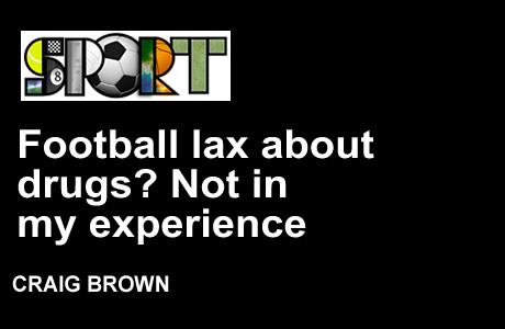 Scottish Review: Craig Brown